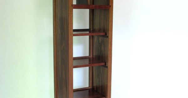 Open bookcase tall storage cabinet narrow bookcase for Narrow storage tower