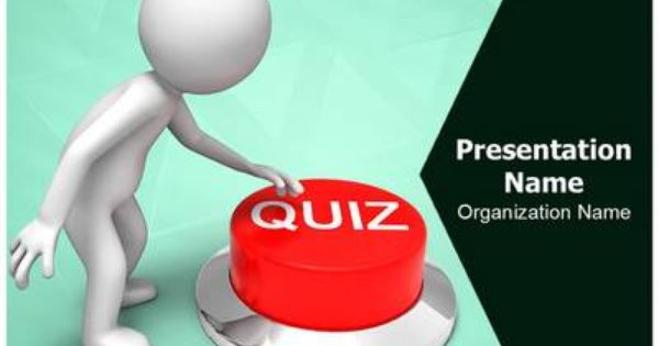 Quiz Powerpoint Template is one of the best PowerPoint templates – Trivia Powerpoint Template