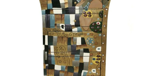 gustav klimt design m bel livaro pinterest klimt. Black Bedroom Furniture Sets. Home Design Ideas