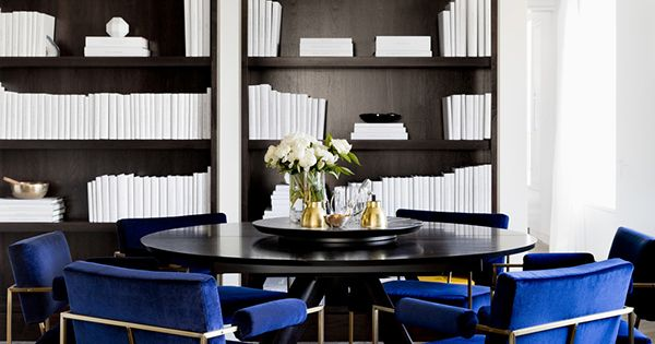 High + Low Roundup :: Round Pedestal Dining Tables U2013 Coco+kelley  Coco+kelley March 13, 2017 At 10:22AM