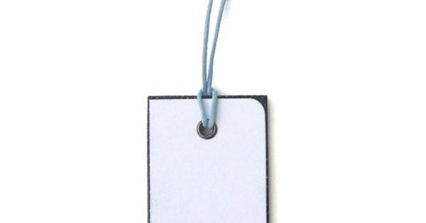 38 Terrific Clothing Tags for Design Inspiration Jednoduché - clothing tag template