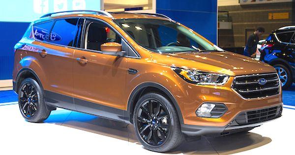 2021 Ford Escape Titanium Price - New Cars Review