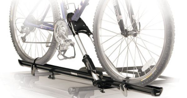 Thule 599xtr Big Mouth Bike Carrier Roof Mount Bike Racks Roof Mount Bike Rack Bike Roof Rack Bike