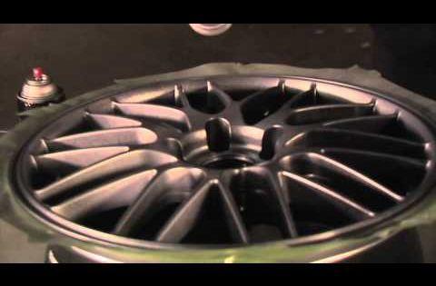 Dupli Color Hyper Silver Wheel Coating Paint Color Wheel Color Color Wheel