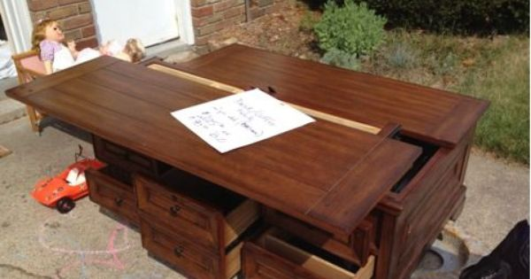 Coffee Table Is A Desk Beautiful Wooden Coffee Table