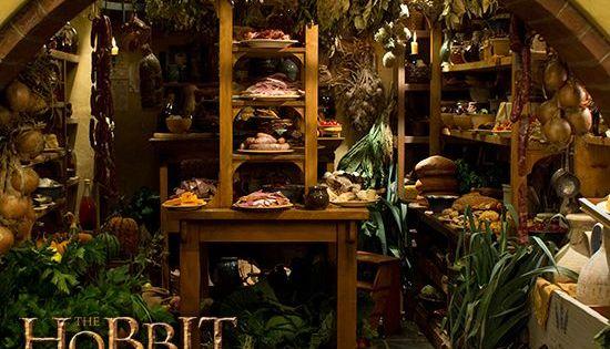 The Hobbit Bilbo S Food Storage Google Search Movies