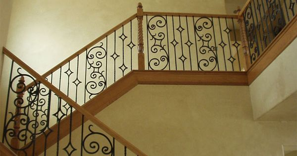 Decorative Railing Out Door