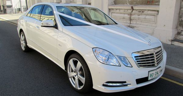 Modern Wedding Cars The Bran New E Class Mercedes The Only E Class Chauffeur Car In Perth Wedding Car New E Class Posh Cars
