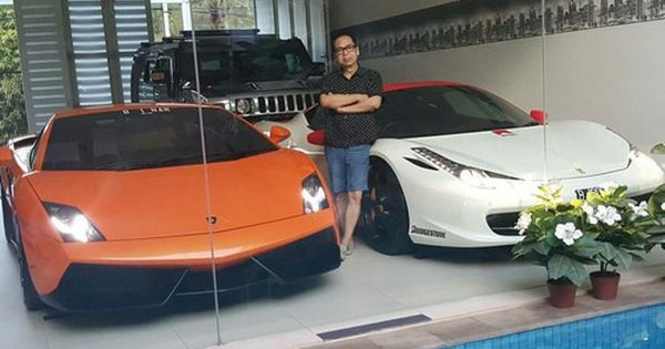 Koleksi Mobil Korban Pembunuhan Pulomas Lamborghini Hingga Ferrari Mobil Mewah Mobil Kemewahan
