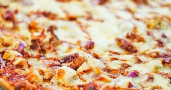 BBQ Chicken Pizza (1 of 10) recipes ~j