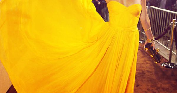 yellow ombre prom dress *even though its yellow, the dress is still