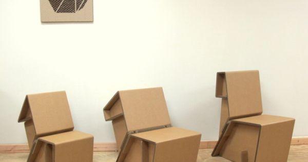 Furniture Crunch Cardboard Furniture Design Cardboard Furniture Cardboard Chair