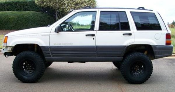 2990 Jeep Grand Cherokee Lifted Suv For Sale In South Carolina