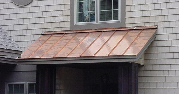 Standing Seam Roofing Sheridan Sheet Metal Co Standing Seam Copper Metal Roof Metal Roofs Farmhouse