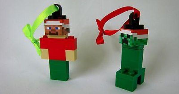 Lego Christmas Tree Truck