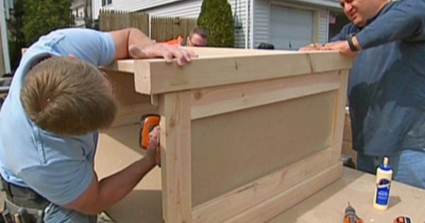 Man Cave Bar And Grill : How to build an outdoor bar and grill diy