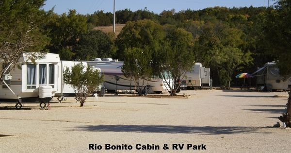 Rio Bonito Cabin Resort And Rv Park In Liberty Hill Texas