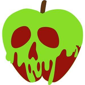 Silhouette Design Store Poison Apple Disneyland Halloween Disney Halloween Shirts Poison Apples