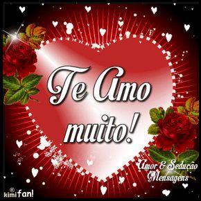 Amor Seducao Mensagens Poemas E Cartoes Te Amo Meu Amor