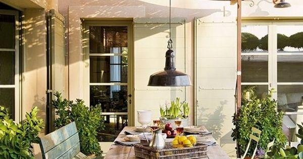 Diferentes tipos de mesas para exteriores mesas para for Diferentes tipos de techos para terrazas