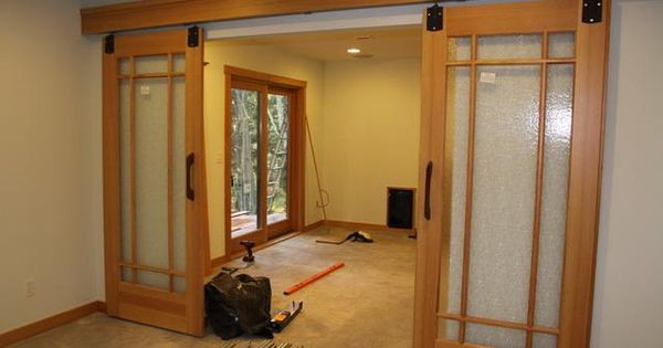 sliding barn door interior sliding barn doors enhance the classic