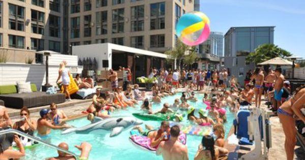 4 23 16 Sunburn Pool Party At Hard Rock Hotel