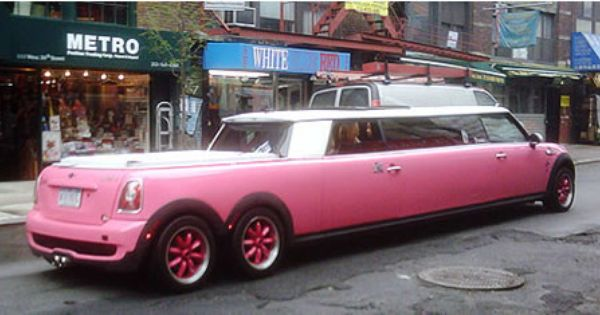 Remember When Barbie Was The Only Person Who Could Have A Car Like