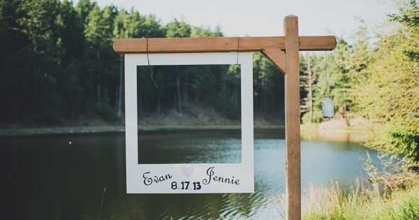 I WILL HAVE THIS!!!!!! A laid-back summer bbq wedding on a farm