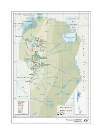 Descargar Mapa Fisico De La Provincia De Cordoba Mapa Fisico