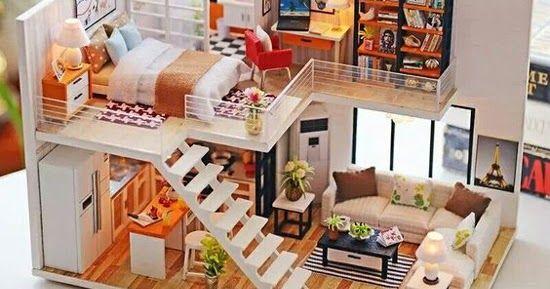 7 Desain Terbaik Desain Interior Rumah Aesthetic Minimalis ...