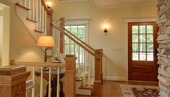 Dunmore Cream Hc 29 By Benjamin Moore New House
