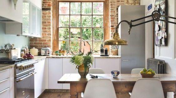 Ideen zur Einrichtung und Dekoration für Küche, Esszimmer und