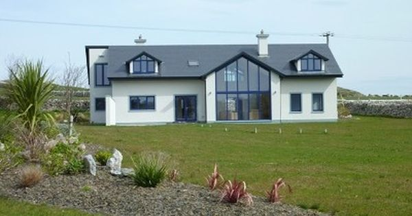 Contemporary bungalow google search house designs for Dormer bungalow house plans ireland