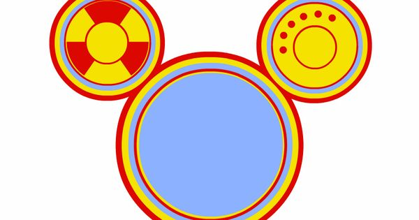 mickey mouse toodles clipart - photo #33
