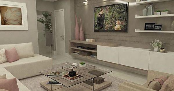 Ambiente por daniel kroth decoreinteriores salas - Salon de estar decoracion ...