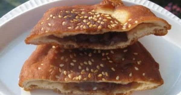 Ham Chin Peng Literally Translate To English As Salty Deep Fried Pastry This Fried Round Pancake Is A Popular Hawker Or Str Food Asian Desserts Malaysian Food
