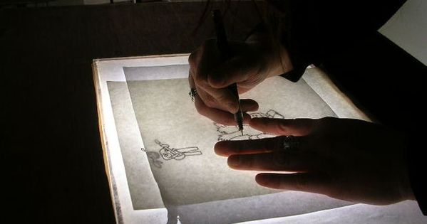 Under 30 Light Table Craft Calligraphy Lessons And Diy