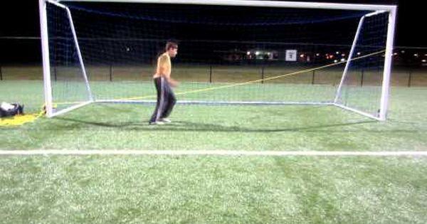 Goalkeeper Training Leg And Jumping Workout Goalkeeper Training Soccer Coaching Leg Workout