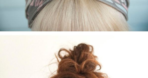 DIY headbands! Must make! Ladies make these super cute headbands with your