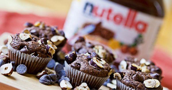 5 Ingredient Nutella Brownies YUM