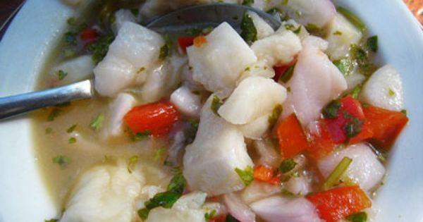 Sea bass, Ceviche and Bass on Pinterest
