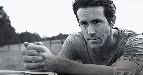 ryan reynolds... just not in action movies.