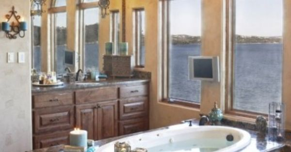 Bathroom Ocean View Design, Pictures, Remodel, Decor and Ideas