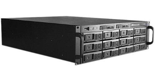 Istarusa 3u 3 5 12 Bay Trayless Storage Server Rackmount Chassis As Shown Storage Server Storage Computer Network