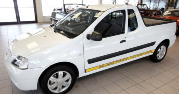 Compact Electric Pickup Goes On Sale In Iowa Electric Pickup Electricity Electric Pickup Truck