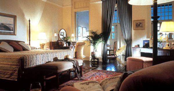 Somerset Maugham Suite Raffles Hotel Singapore Decoracion De