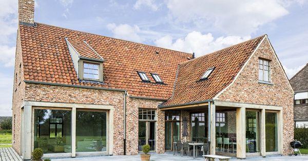 Architect gruwez architectenbureau ideas for the house for Huizen ideeen