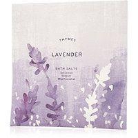 Thymes Lavender Bath Salts Lavender Bath Salts Bath Salts