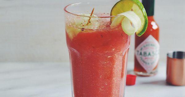 Heirloom tomatoes, Lime juice and Turntable on Pinterest