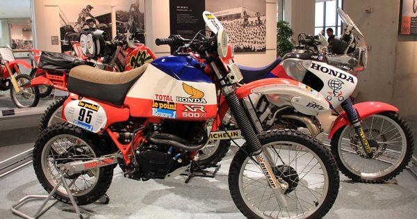 1982 honda xr500r paris dakar rally enduro pinterest honda dirtbikes and motorbikes. Black Bedroom Furniture Sets. Home Design Ideas